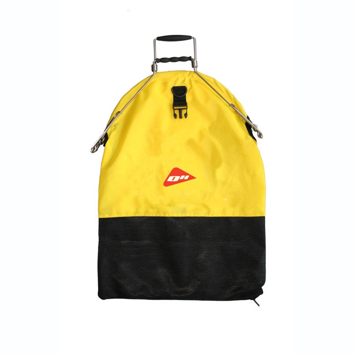 OCEAN HUNTER SPRING LOADED CATCH BAG YL