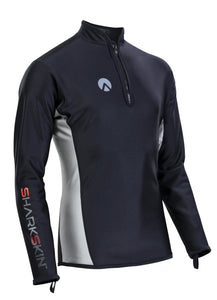 Chillproof Long Sleeve Chest Zip - Mens -