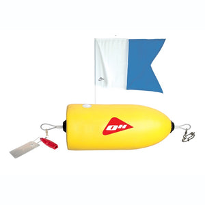 OH FOAM TORPEDO FLOAT YELLOW - Bundle