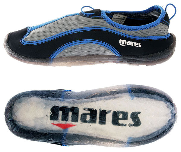 Mares Aquashoe Blue