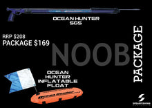 Load image into Gallery viewer, Ocean Hunter Noob package with float and float line