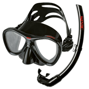 Cove spearfishing mask snorkel combo