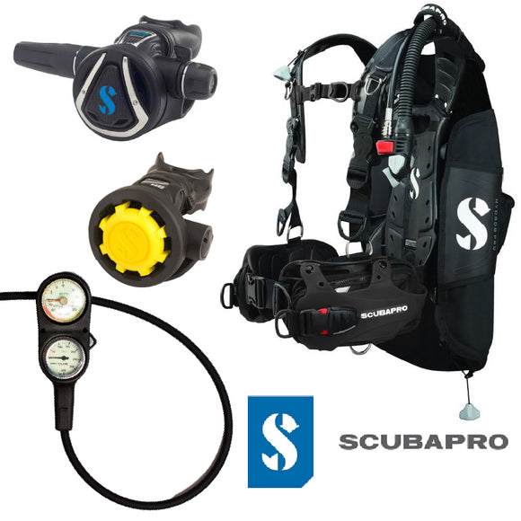 Instructor Scuba Pack