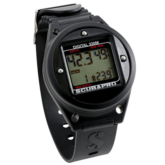 Scubapro Digital Depth Gauge Wrist