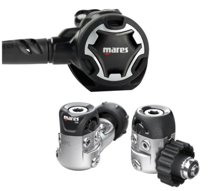 Mares Dual 62X Regulator