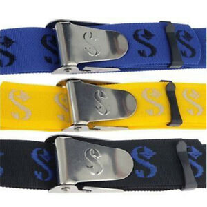 Scubapro Weight Belt Stainless Steel Buckle