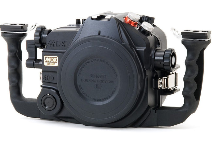 MDX-40D / 50D Underwater Housing for Canon EOS 40D & 50D Digital Cameras