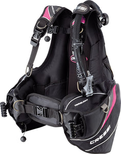 Cressi Travelight Ladies BCD Pink