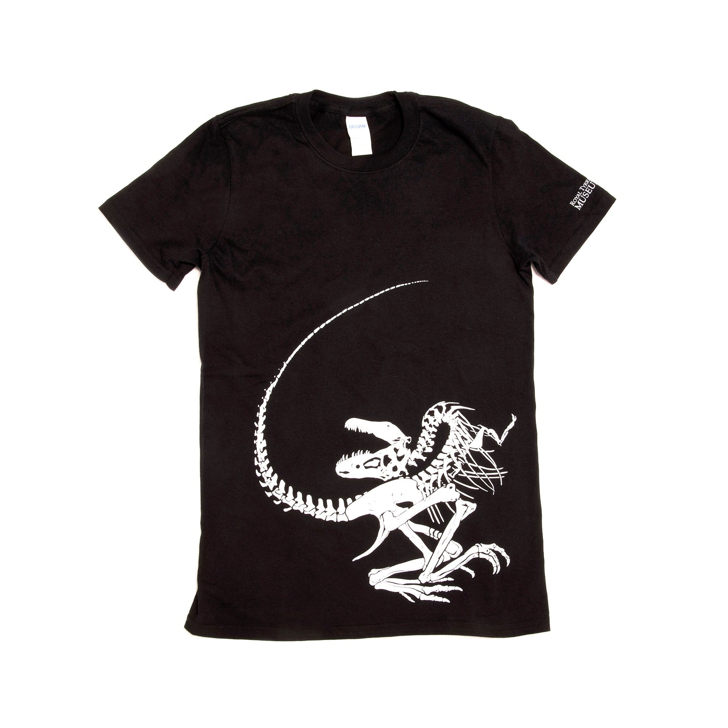 Gorgosaurus Death Pose Adult T-shirt