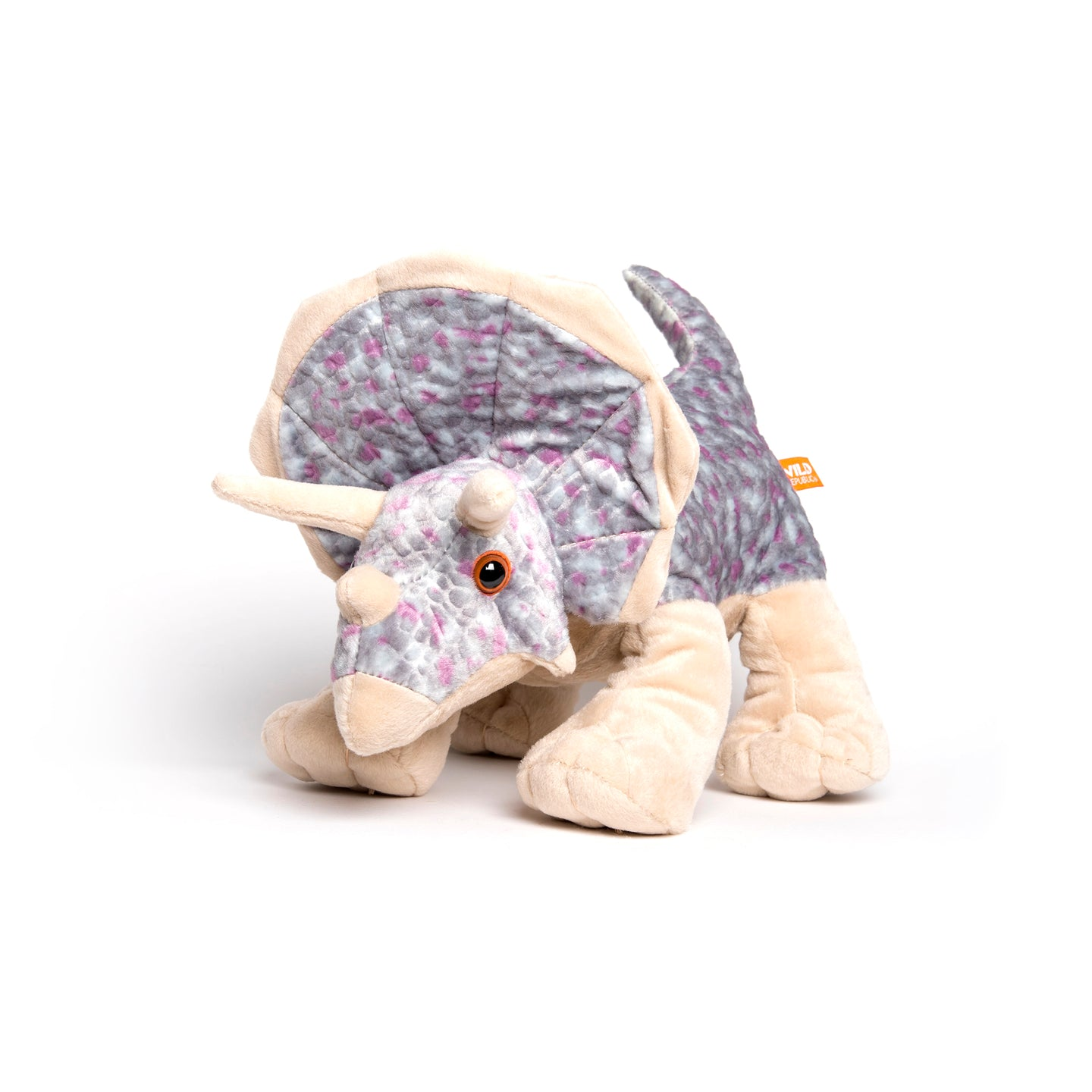 Cuddlekins Triceratops Stuffed Animal
