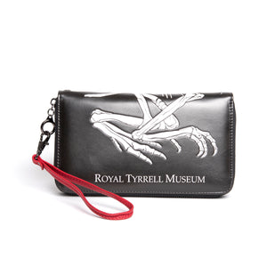 Women's Death Pose Wallet