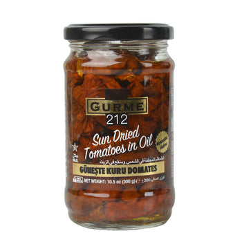 Gurme 212 Sun Dried Tomatoes 10.5oz