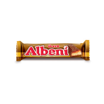 Ulker Albeni Chocolate Coated Bar