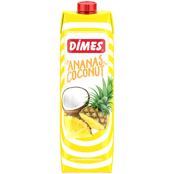 Dimes Pineapple & Coconut Juice 1Lt