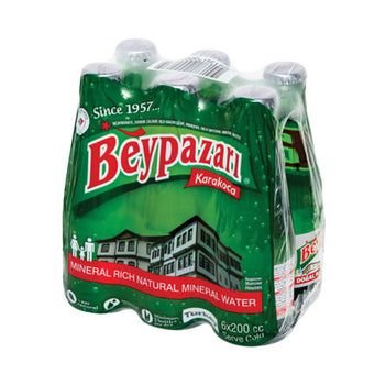 Beypazari Mineral Water 6x200 ml
