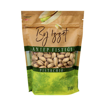 By Izzet Roasted And Salted Pistachios (Fistik)200 Gr