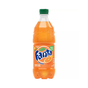 Fanta Orange Soda 1 Lt