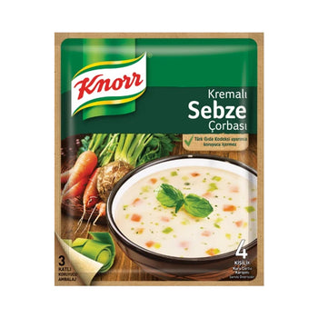 Knorr Creamy Vegetable Soup 250ml
