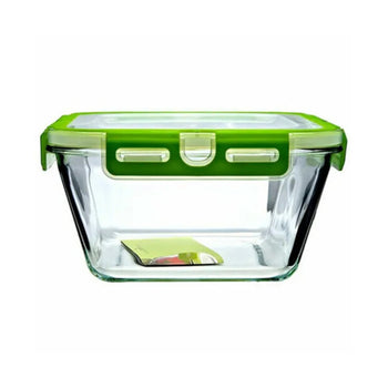 Pasabahce Storemax Glass Container 80 oz