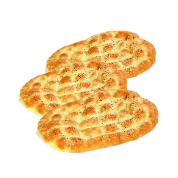 Turkish Pide Bread (3 Pack)