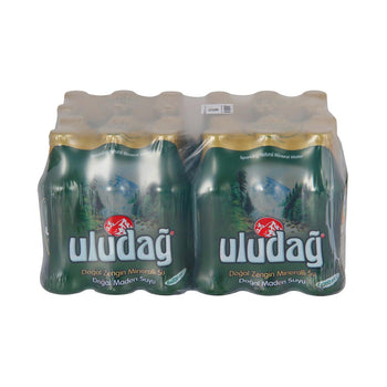 Uludag Natural Mineral Water 24 Pack