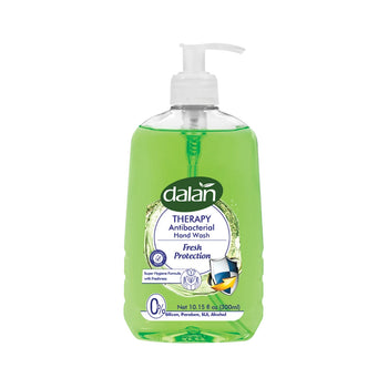 Dalan Antibacterial Liquid Hand Soap Fresh 240gr