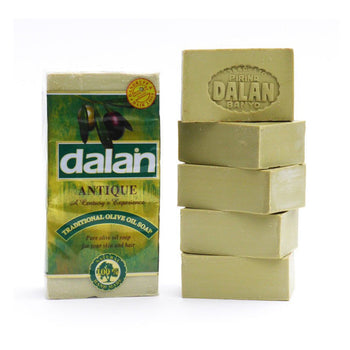 Dalan Antique Soap With Olive Oil 180gr x 5 Pack