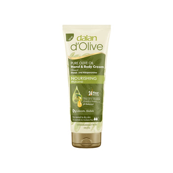 Dalan Pure Olive Oil Hand & Body Cream 2.54oz