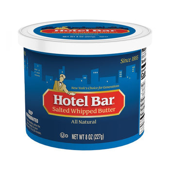 Hotel Bar Salted Whipped Butter 8 oz