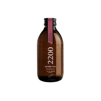 Kombucha 2200 Hibiscus & Pineapple Green Tea 250ml