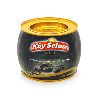 Koy Sefasi Gold Black Olives 1500gr