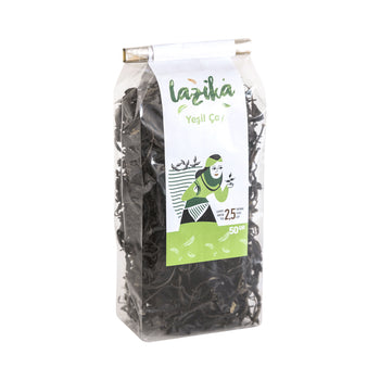 Lazika Handcrafted Green Tea 50gr