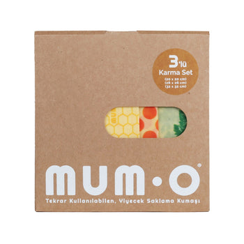 Mumo Wrap 3 pack