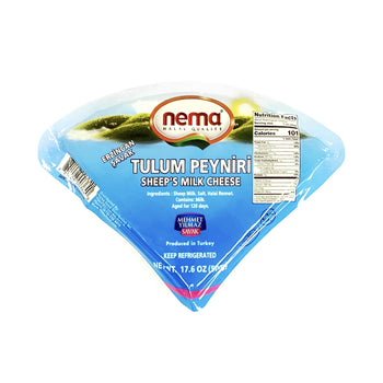 Nema Erzincan Sheep's Milk Cheese 17.6 Oz