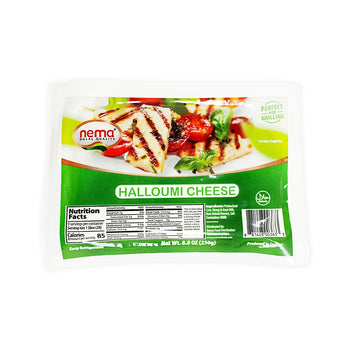 Nema Halloumi Cheese 8.8 Oz