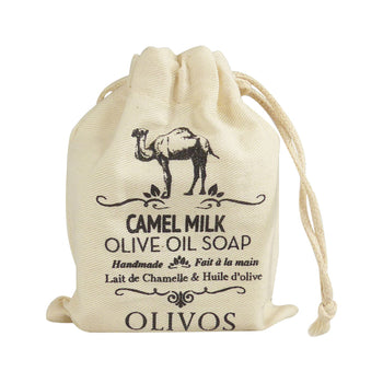 Olivos Camel Milk Olive Oil Soap 150gr
