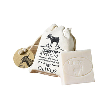 Olivos Donkey Milk Olive Oil Soap 150gr