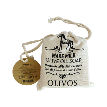 Olivos Mare Milk Olive Oil Soap 150gr