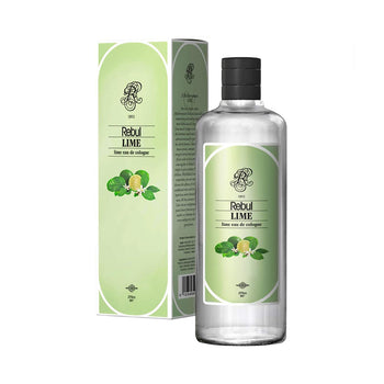Rebul Lime Cologne 3.4 Oz