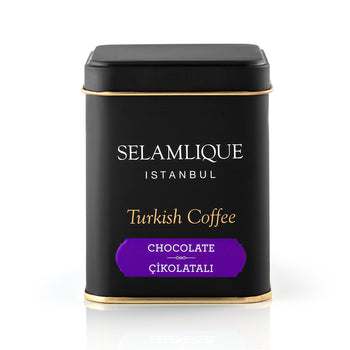 Selamlique Chocolate Turkish Coffee 125gr