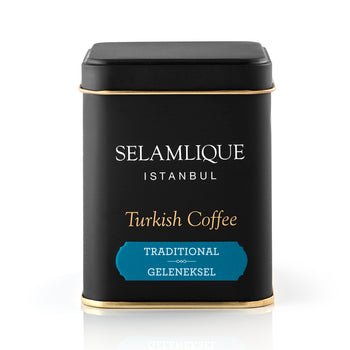 Selamlique Traditional Turkish Coffee 125gr