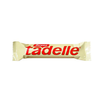 Tadelle White Hazelnut Bar Covered 1.06 Oz