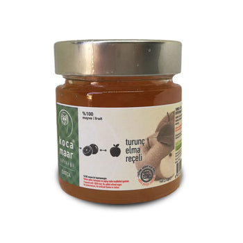 Kocamaar Apple & Bitter Orange Marmalade 270gr