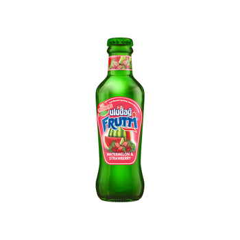 Uludag Frutti Watermelon & Strawberry 200ml 6pk
