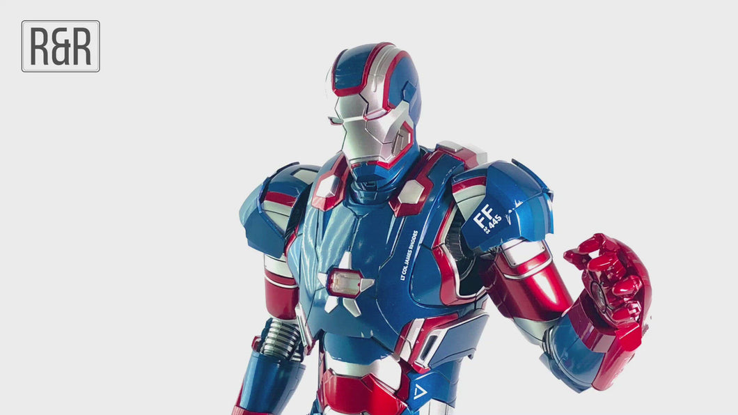 Ironman 3 Iron - Patriot MMS195-D01