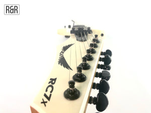 DEAN RUSTY COOLEY 7 STRING - METALLIC WHITE