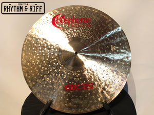 "Bosphorus Cymbals EBC Series 20"" Sibilant Crash"