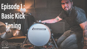 Episode 1 [3 Minute Know How] : Basic Kick Drum Tuning  (BAHASA)