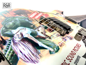 ESP LTD Predator Limited Horror Series
