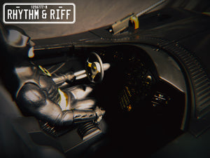 BATMAN BATMOBILE 1/6TH SCALE COLLECTIBLE VEHICLE